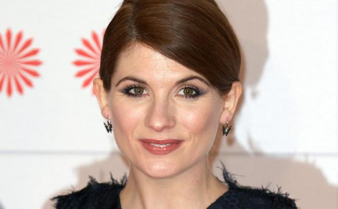 Jodie Whittaker bei den British Independent Film Awards (BIFA) 2014. Foto: Andrew Cowie